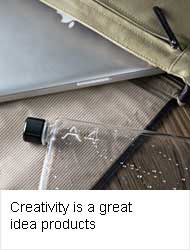Creativity is a great idea products
