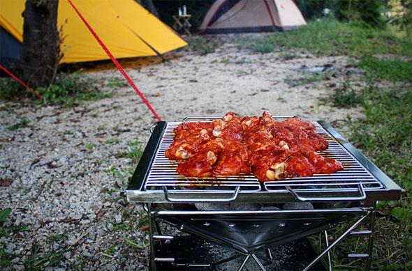 Fire Pot Barbecue Grill